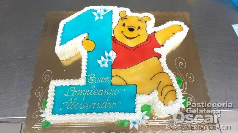 Co1 037 Torta Winnie The Pooh Compleanno Oscar