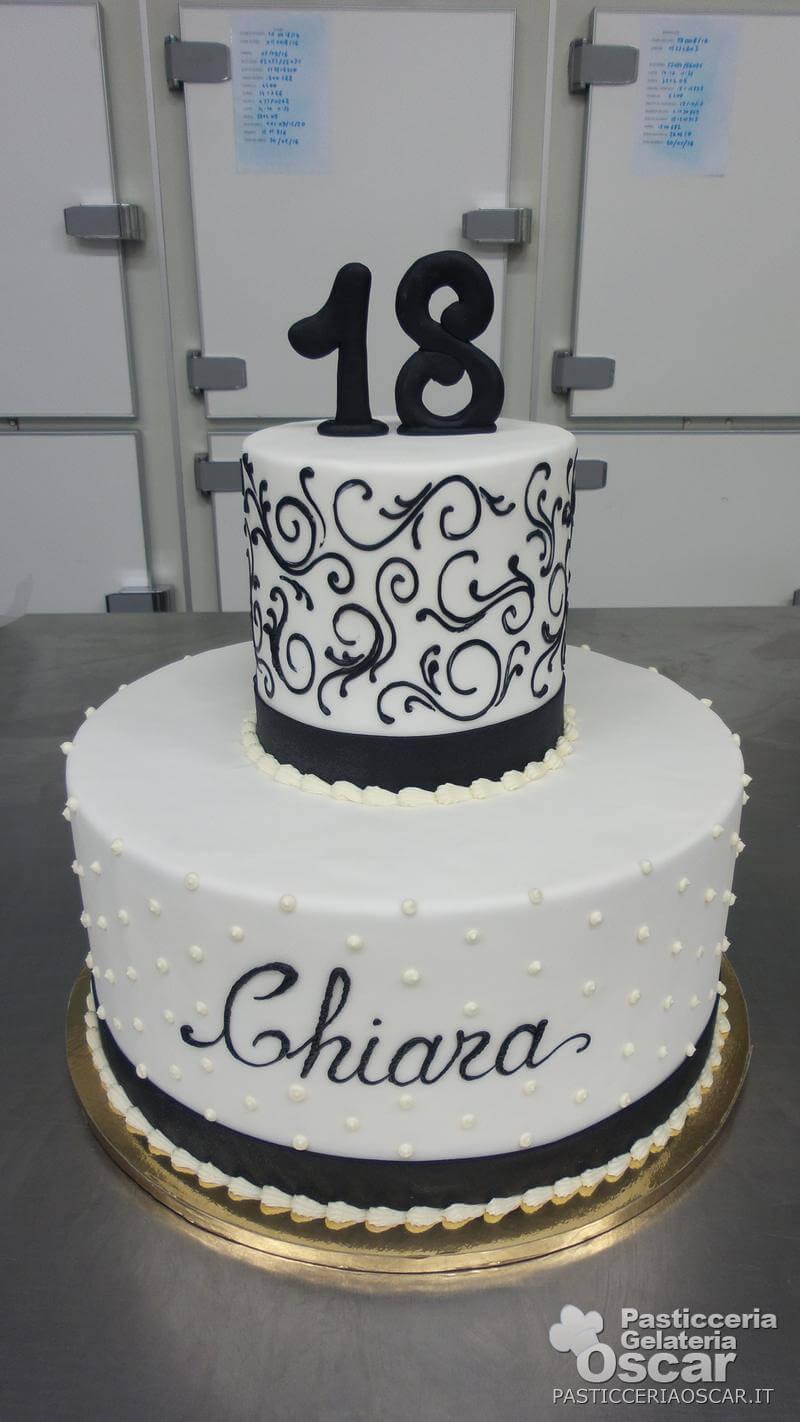 Compleanni 18 anni for Torte per 18 anni maschile
