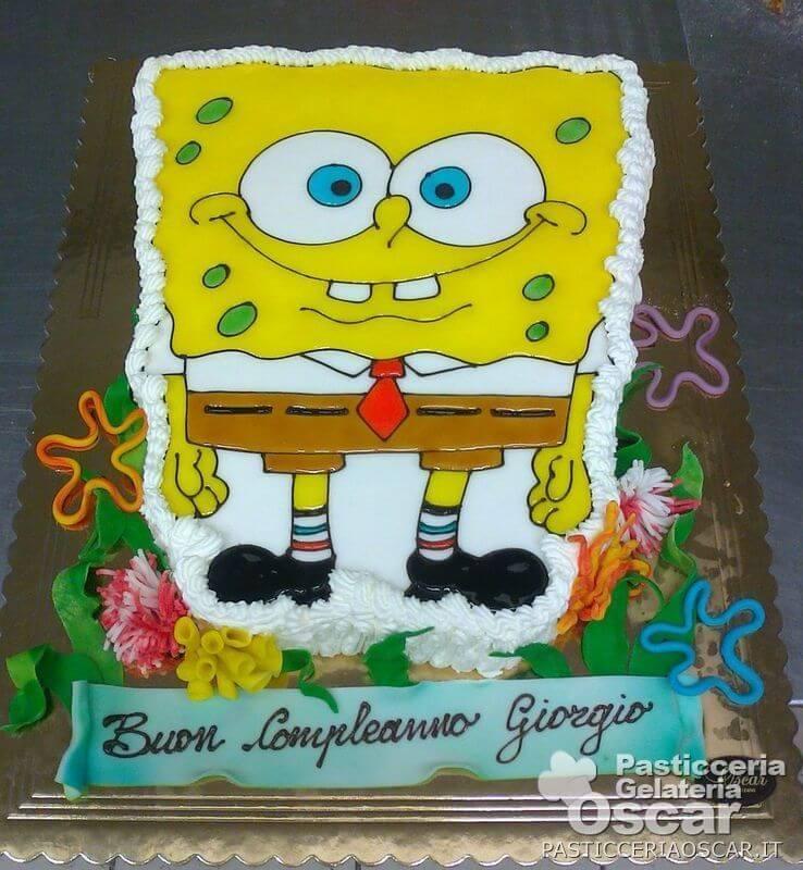 Top Torte compleanno bambini bimbi Pasticceria Oscar bergamo e provincia BT78