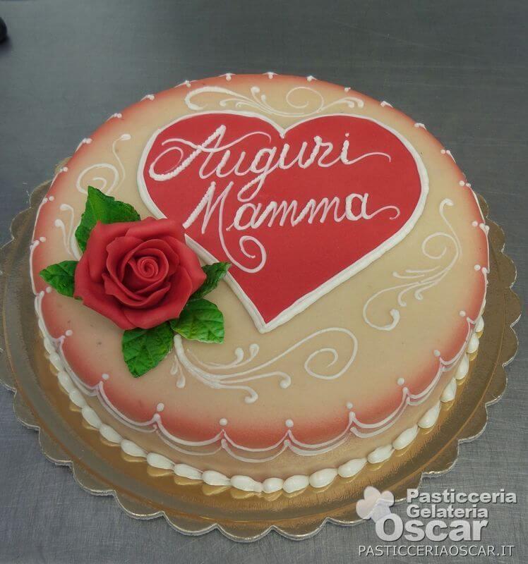 Torta Compleanno Per Mamma.Ffm 014 Torta Per La Festa Della Mamma Oscar