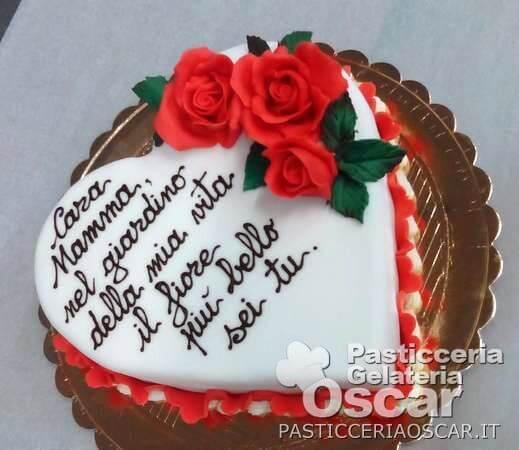 Foto Torta Compleanno Mamma.Ffm 032 Torta Per La Festa Della Mamma Oscar