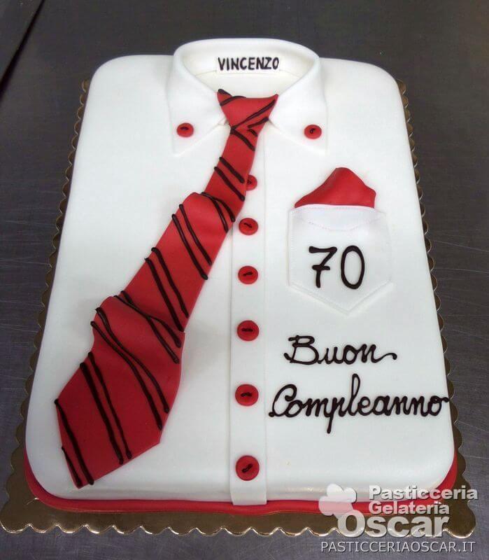 Buon Compleanno Papa Torta