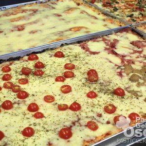 Pizze, Focacce e Pizzette